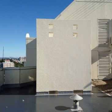 Rooftop Membrane Failure