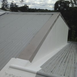 Roof top waterproofing