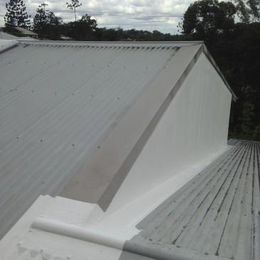 Roof top waterproofing